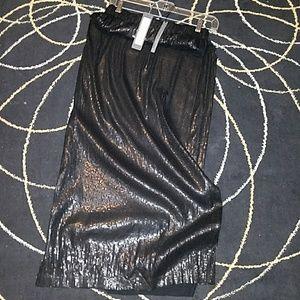Michael Stars sequin maxi skirt